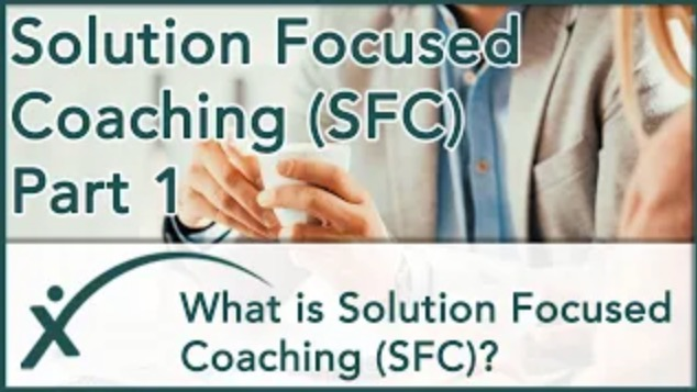 Solution Focused Coaching
